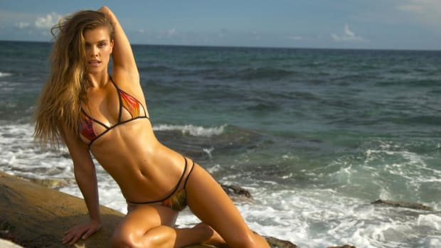 Nina Agdal Intimates Virtual Reality 2016 -- IMAGE