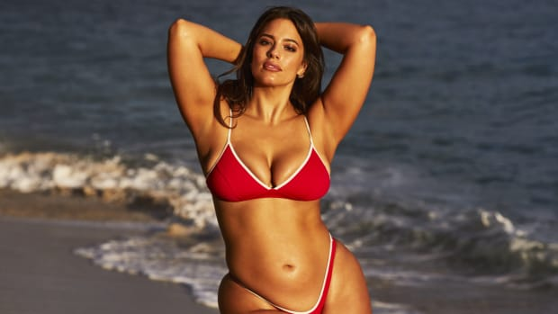 Ashley Graham Hero Image