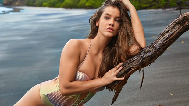 Barbara Palvin Hero Image