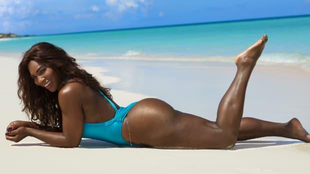Serena Williams Hero Image