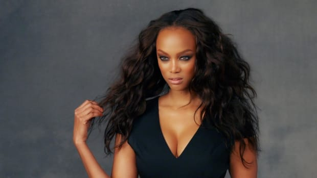 SI Swimsuit 2014: Tyra Banks