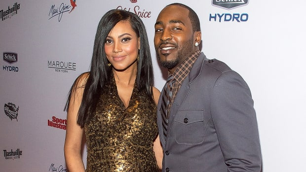 Ariel Meredith: How I'm dealing with fiancé Hakeem Nicks free agency  - Image