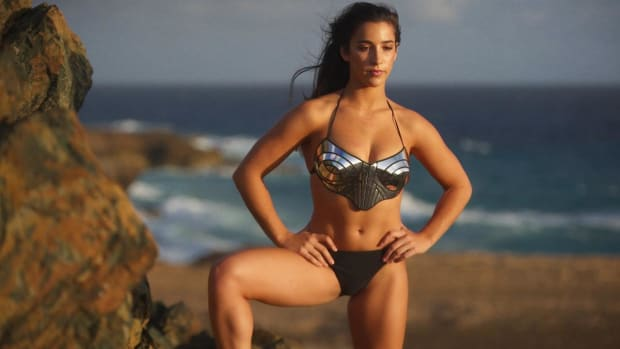 Watch This Hot New Video of Aly Raisman