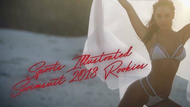 Sports Illustrated Swimsuit 2018 rookies