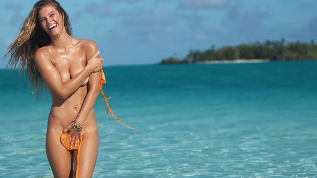 Nina Agdal Outtakes 2014 (image)