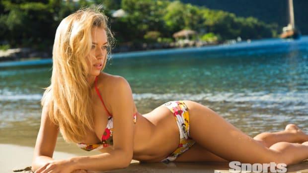 Hannah Ferguson 2014 Swimsuit 15