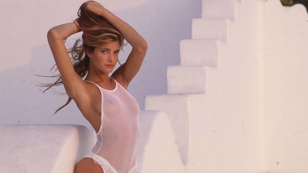 SI Swimsuit model Stephanie Seymour (image)