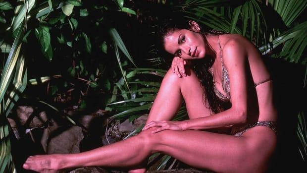 Swimsuit Model Patricia Velasquez (image)