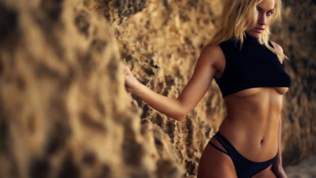 Paige Spiranac and other world class athletes pose for  SI Swimsuit 2018