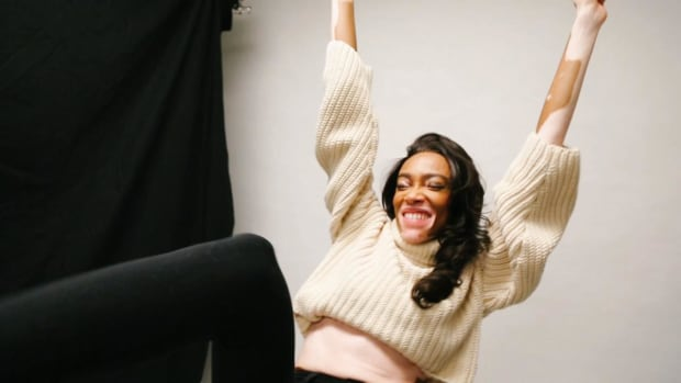 Winnie Harlow Is the Newest Rookie in SI Swimsuit 2019