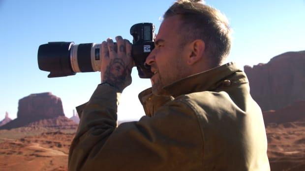 SI Swimsuit photographer James Macari (image)