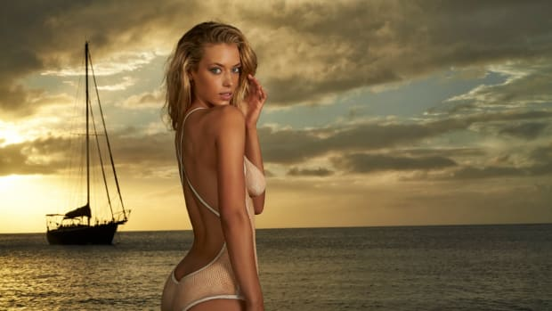 Hannah Ferguson 2014 Swimsuit 13