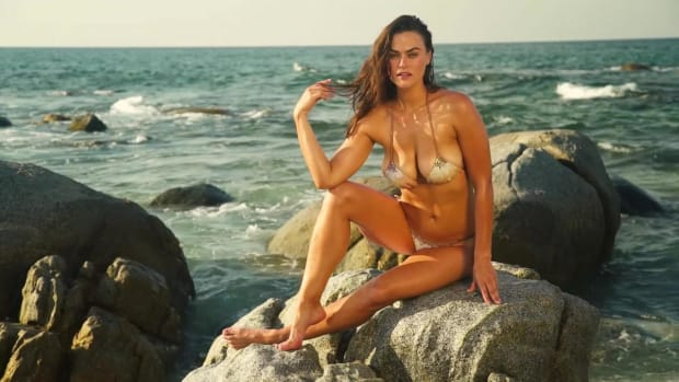 Get Intimate with SI Swimsuit Model Myla Dalbesio