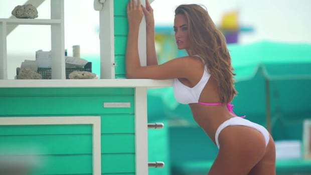 Haley Kalil SI Swimsuit Open Casting Call Top 15