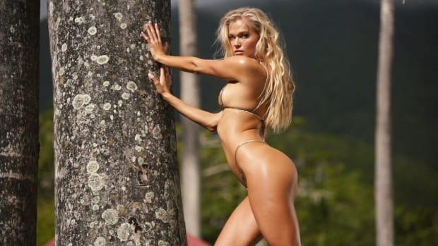 Vita Sidorkina Gets the Perfect Shot