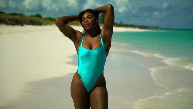 Serena Williams SI Swimsuit