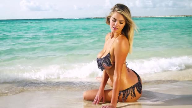 Kate Upton on her favorite style of swimsuits