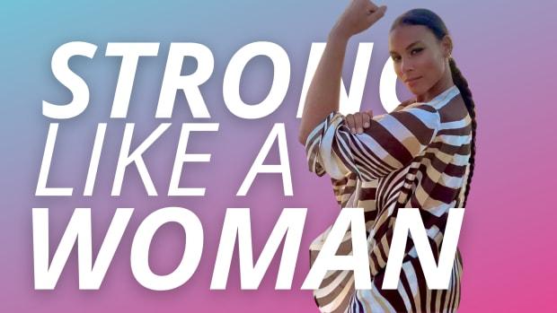 #STRONGLIKEAWOMAN2