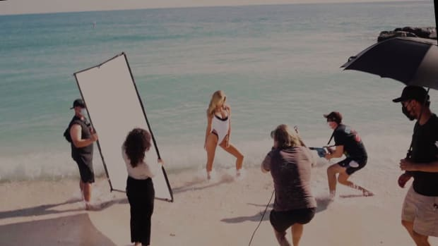 On Set With Kate Bock 2021