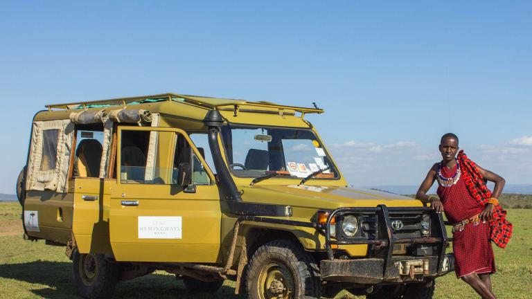 Meet Raffy, the First Masai Guide on Instagram