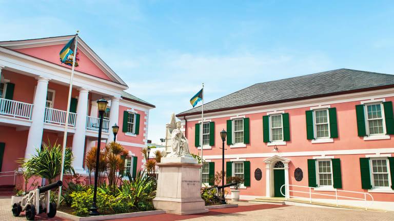 SI Swimsuit 2019 Destinations: Nassau, The Bahamas