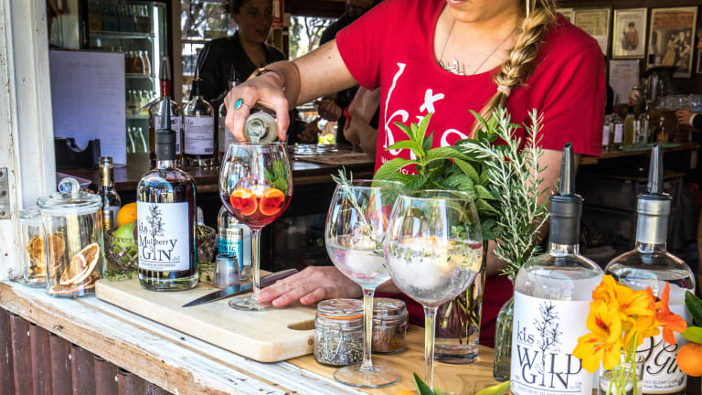 Make Your Own Gin at Kangaroo Island Spirits