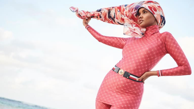 MODEL REVEAL: Halima Aden Is Back for a Second Year With SI Swimsuit!