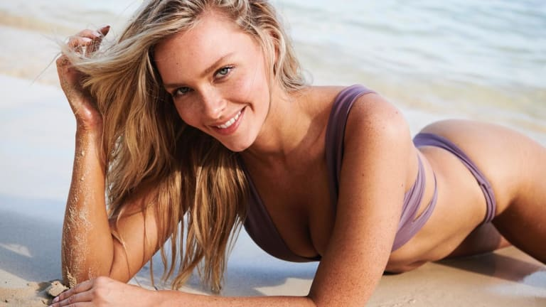 MODEL REVEAL: Last Year's Cover Model Camille Kostek Is Back for SI Swimsuit 2020!