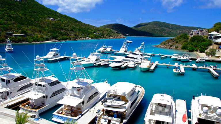Where to Stay in the British Virgin Islands: Scrub Island Resort, Spa & Marina