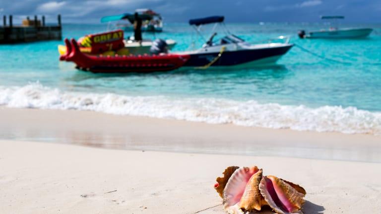 SI Swimsuit 2020 Destinations: Turks & Caicos
