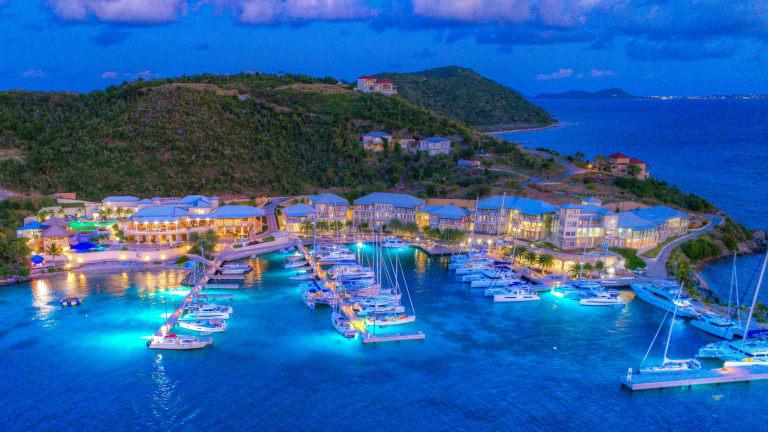 SI Swimsuit 2020 Destinations: Scrub Island, British Virgin Islands