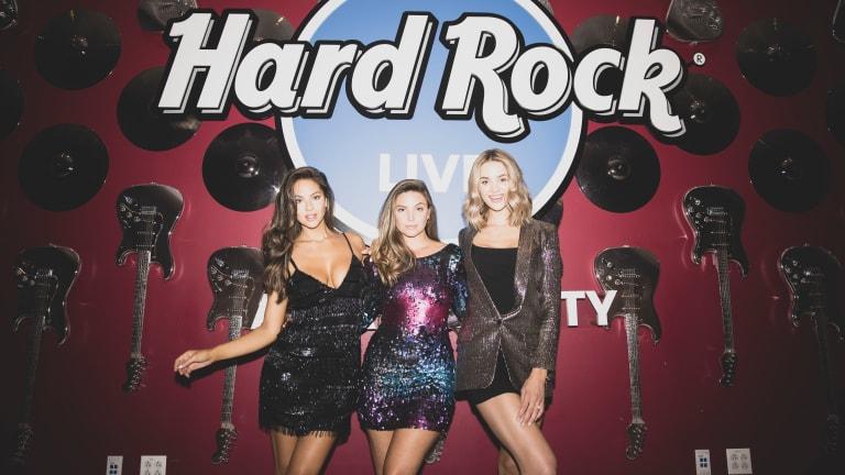 SI Swim Search x Veronica Sams: Hard Rock Hotel & Casino Atlantic City