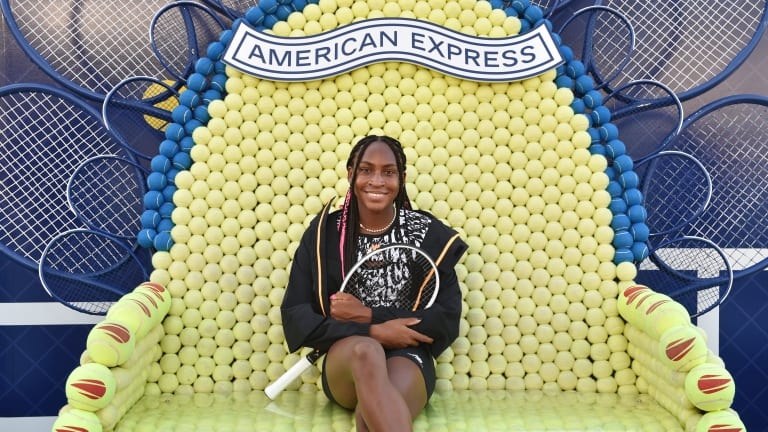 Coco Gauff on Her Off-Court Personality, Her Biggest Inspiration and Her Latest TV Obsession