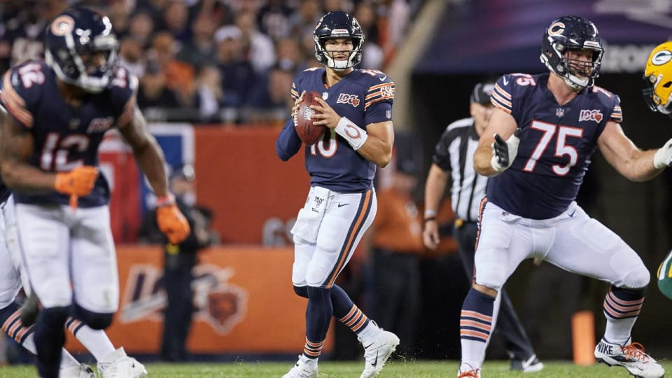 Should Anyone Be Worried About the Bears Offense with Mitchell Trubisky Under Center?