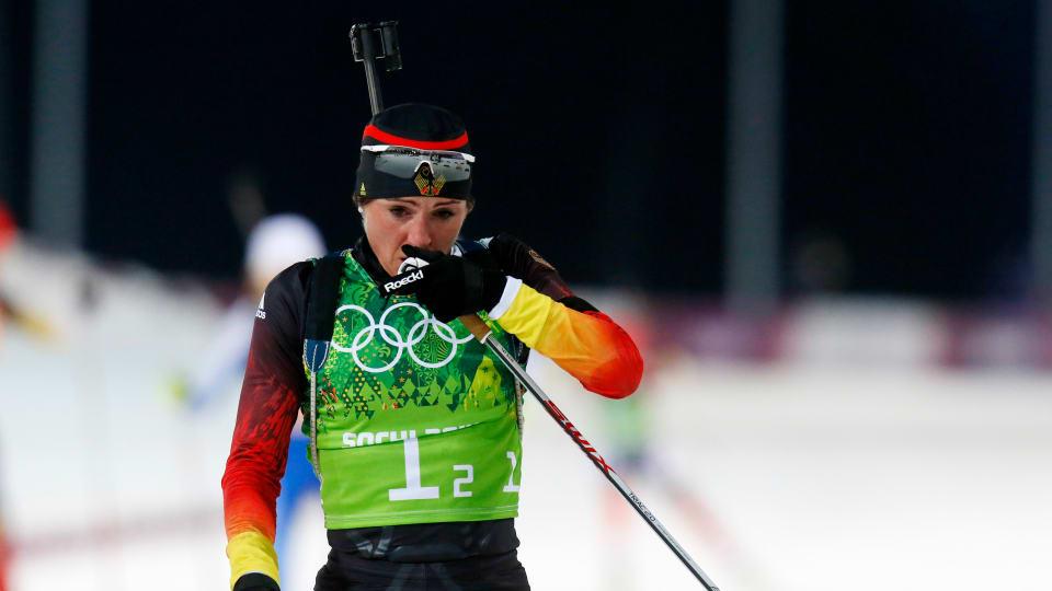 German biathlon team struggles after doping news