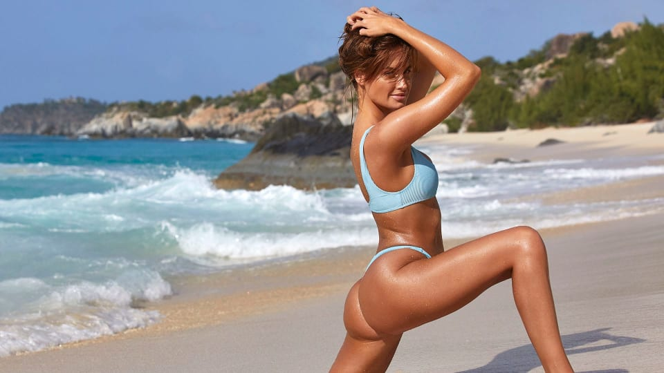 SI Swimsuit 2020 Model: Haley Kalil