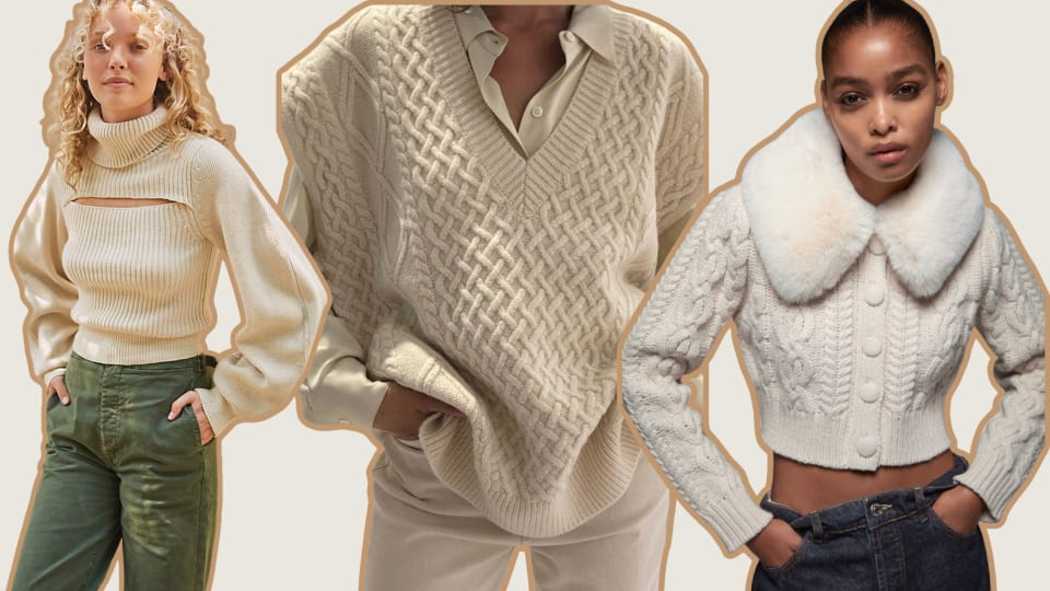 Statement Sweaters to Sport this Fall