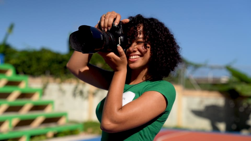 Photography and Empowerment Workshop in the Dominican Republic