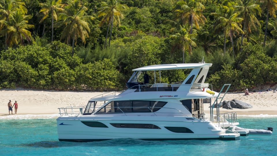 Explore the British Virgin Islands With MarineMax Vacations