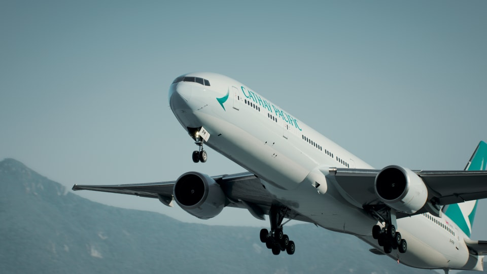 Fly in Style to Bali on Cathay Pacific
