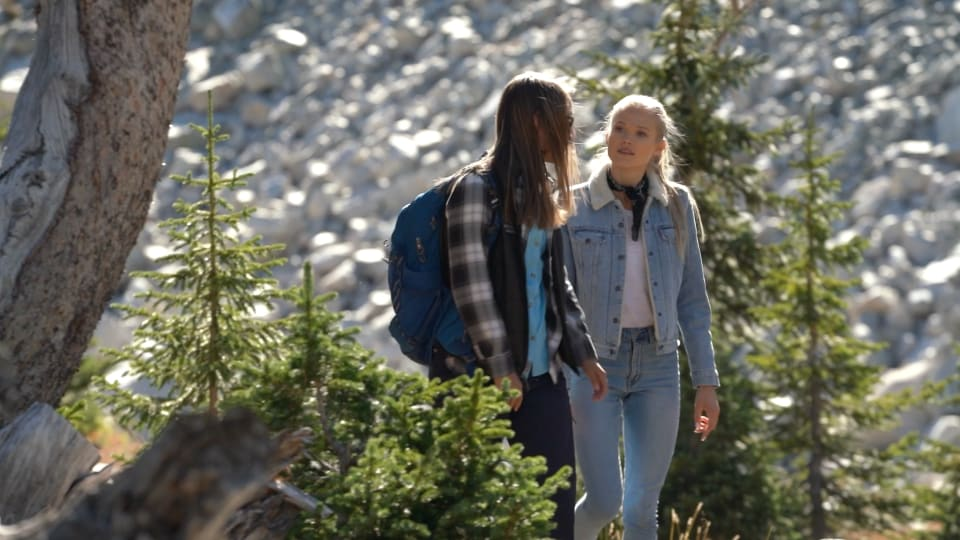 Vita Sidorkina Hikes Medicine Bow National Forest