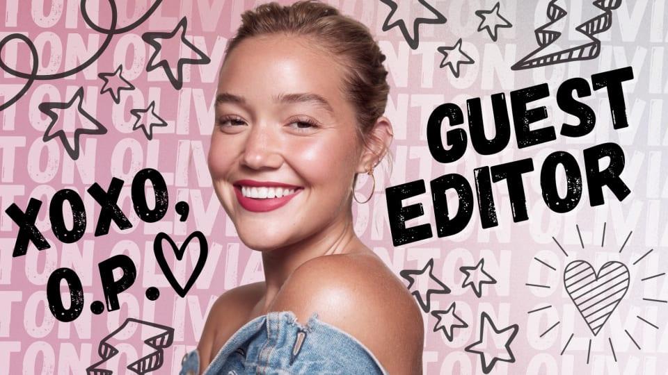 Guest Editor Olivia Ponton Shares her Summer Essentials