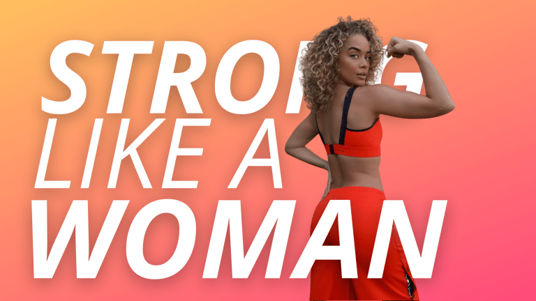 #StrongLikeAWoman Continues to Take Over the Internet
