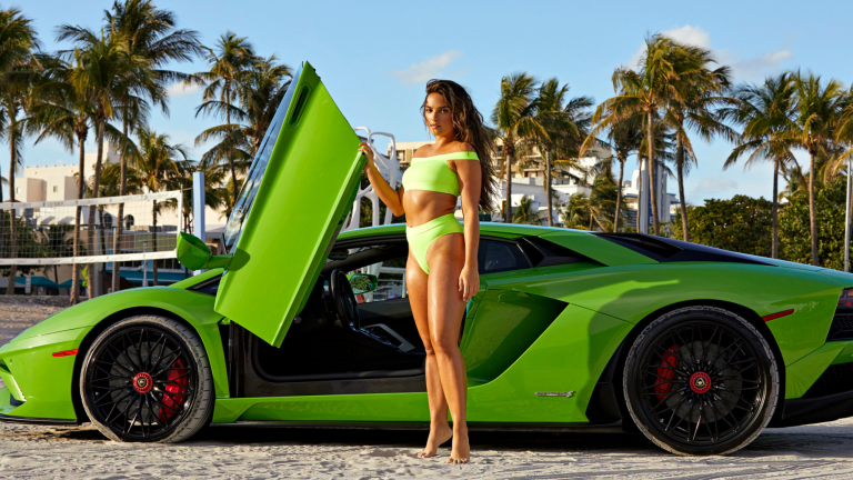 One Man Proved Car Dealerships Are SI Swimsuit Worthy