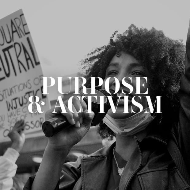 SISWIM Stamp - Spirit_Purpose & Activism