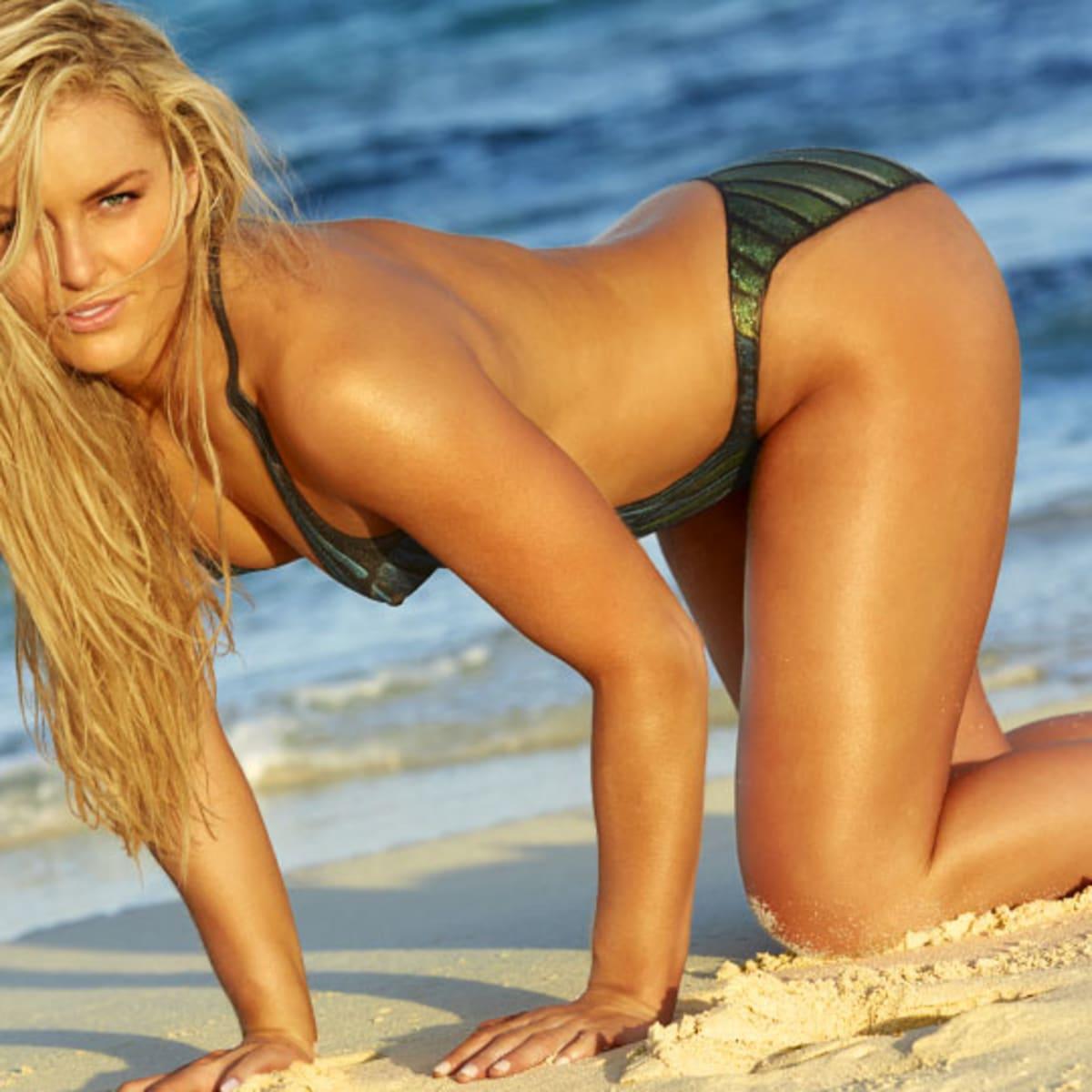 Naked vonn Lindsey Vonn