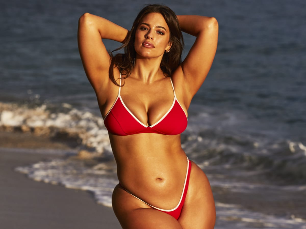 Ashley Graham Si Swimsuit Model Page Swimsuit Si Com