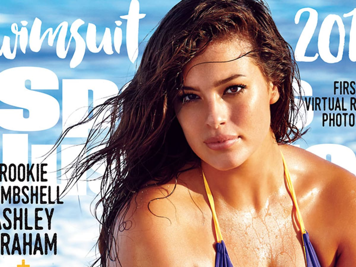 Get To Know Si Swimsuit 2016 Cover Model Ashley Graham Swimsuit Si Com