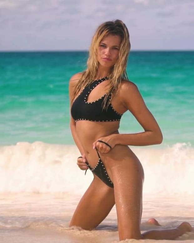 Hailey Clauson Brings the Heat in This New Video