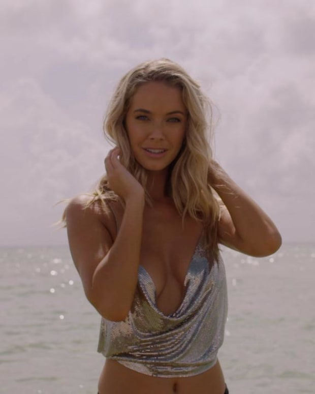 Olivia Jordan SI Swimsuit Open Casting Call Top 15